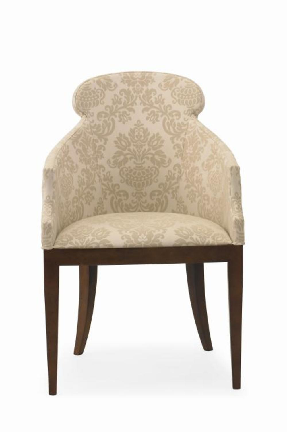 Century Furniture - Consulate Navarre Dining Arm Chair