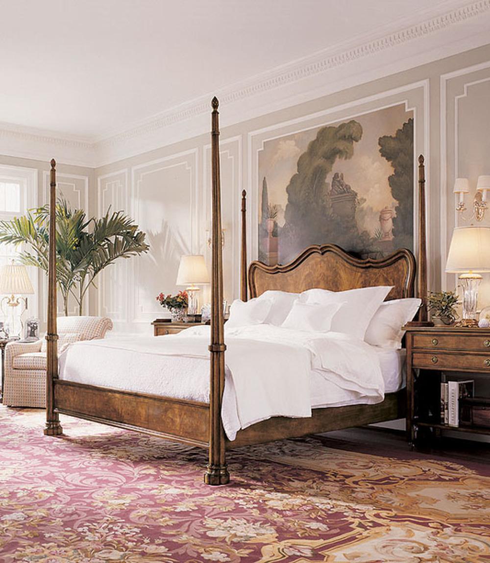 Century Furniture - Georgian Poster Bed, King