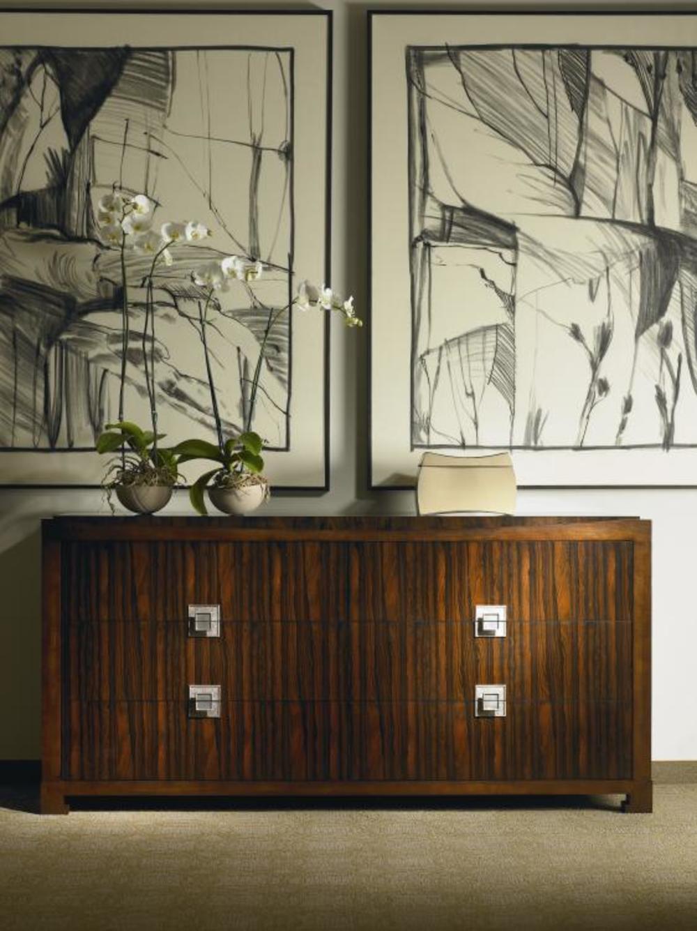 Century Furniture - Chin Hua Jilin Dresser
