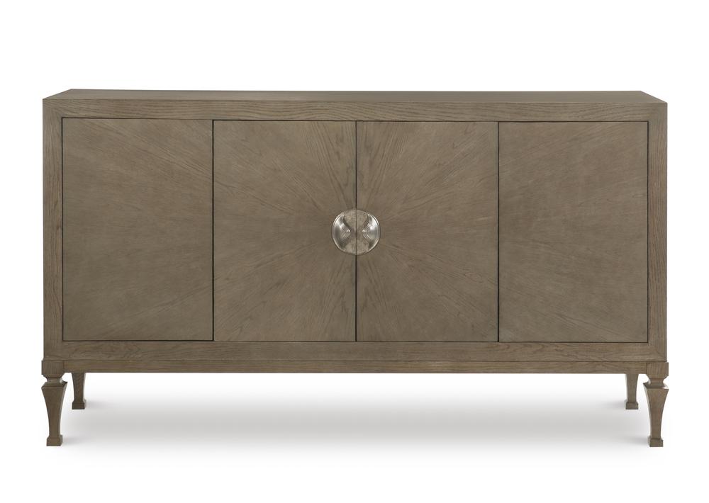 Century Furniture - Chin Hua Shanghai Oak Credenza