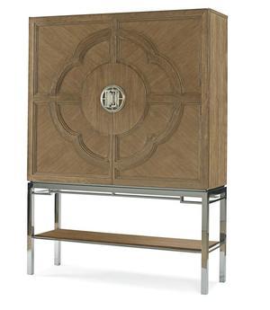 Thumbnail of Century Furniture - Chin Hua Lotus Bar Cabinet
