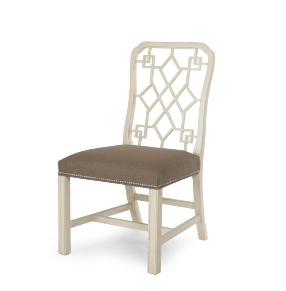 Century Furniture - Chin Hua Bund Dining Side Chair