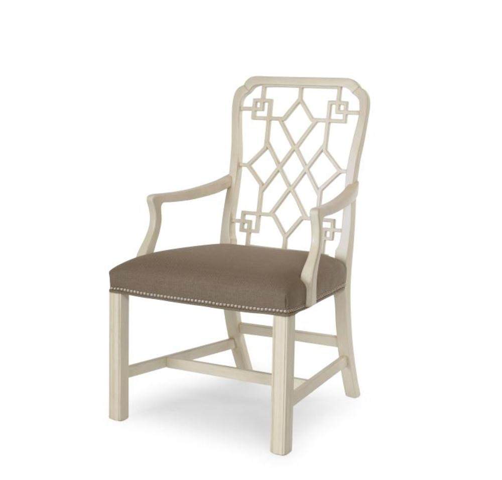 Century Furniture - Chin Hua Bund Dining Arm Chair