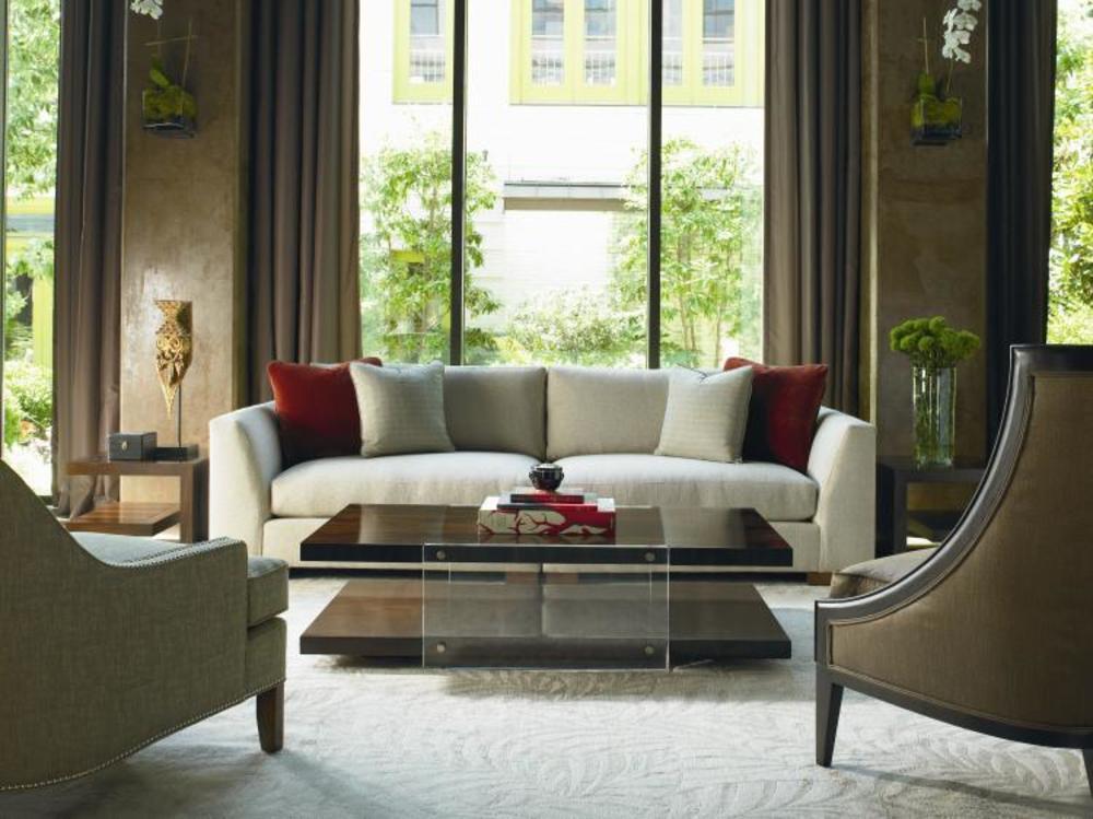 Century Furniture - Chin Hua Ordos Cocktail Table