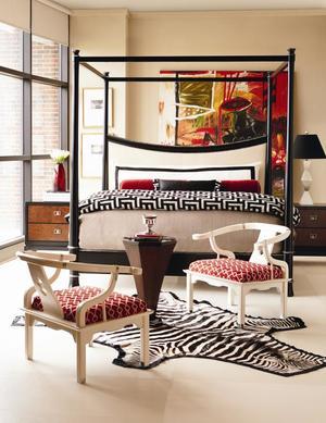 Thumbnail of Century Furniture - Chin Hua Hefei Chairside Table