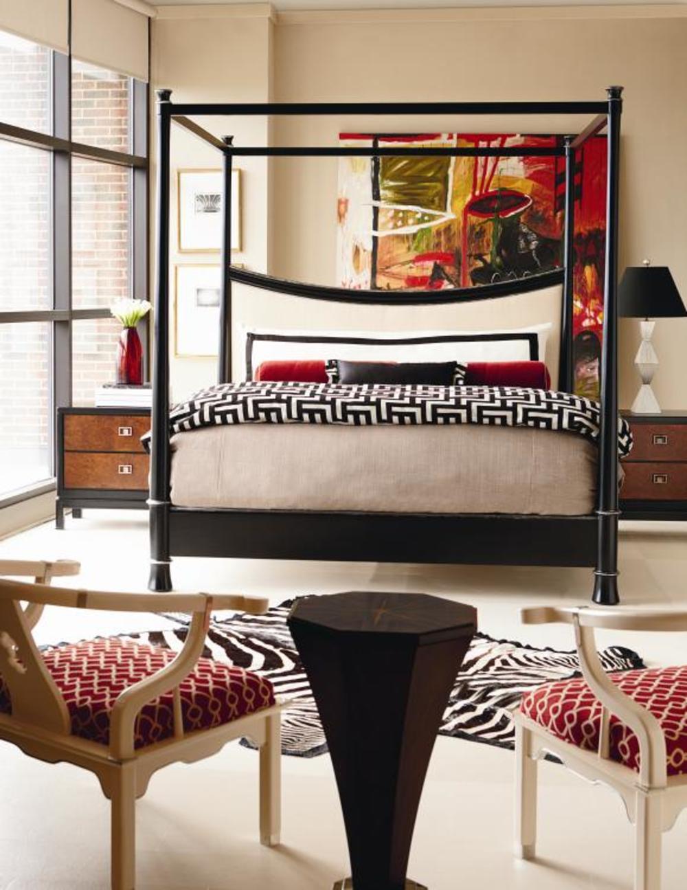 Century Furniture - Chin Hua Hefei Chairside Table