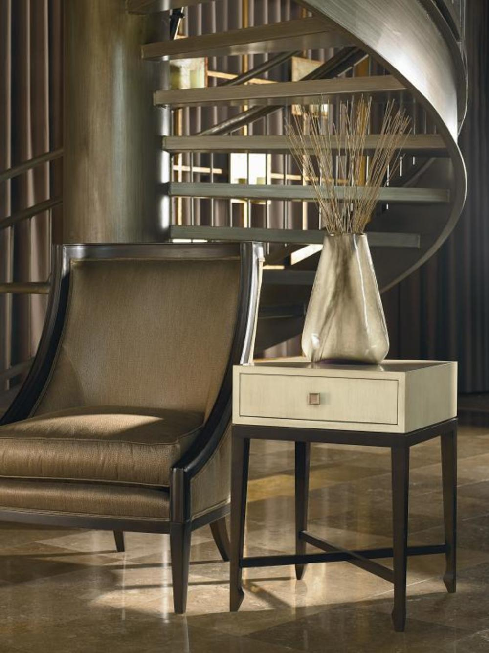 Century Furniture - Chin Hua Baise Chairside Table