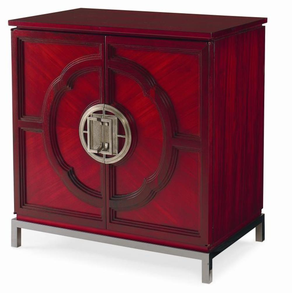 Century Furniture - Chin Hua Lotus Door Chest