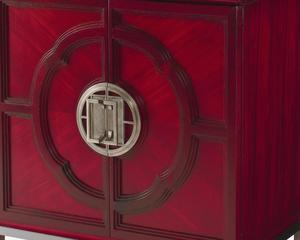 Thumbnail of Century Furniture - Chin Hua Lotus Door Chest