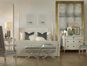 Thumbnail of Century Furniture - Artefact Wildwood Upholstered Poster Bed