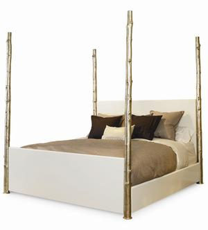Thumbnail of Century Furniture - Artefact Wildwood Poster Bed