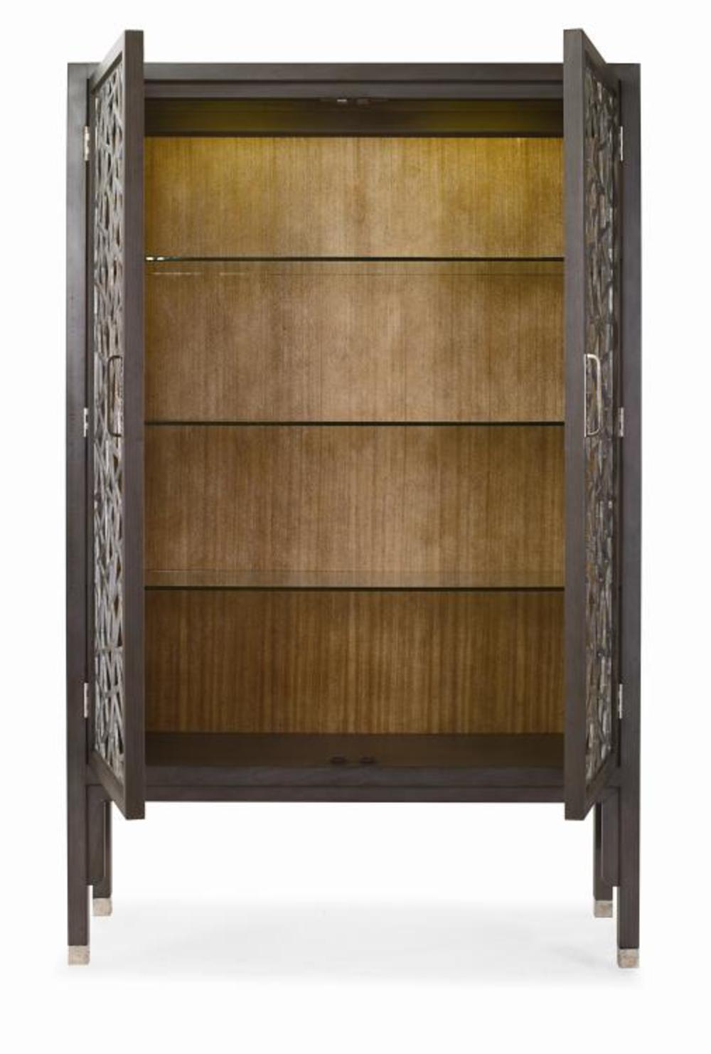 Century Furniture - Artefact Tracery Cabinet