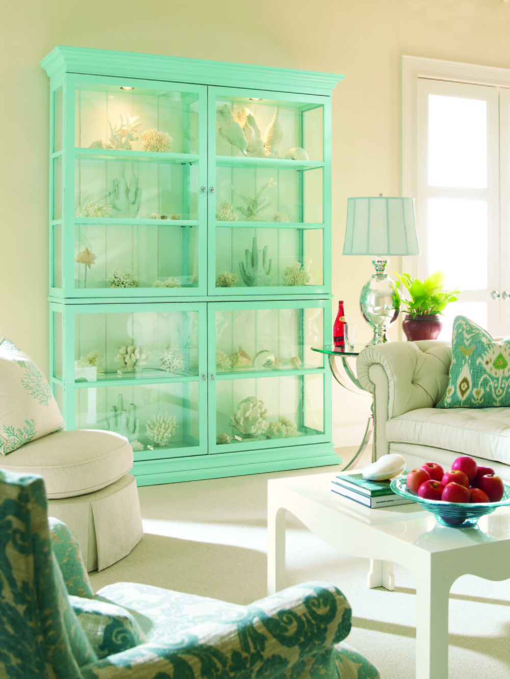 Century Furniture - New Traditional Display Cabinet