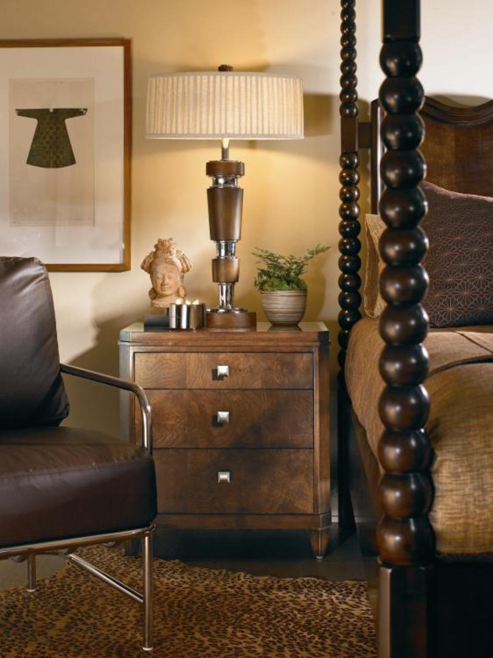 Century Furniture - Metro Luxe Bedside Chest