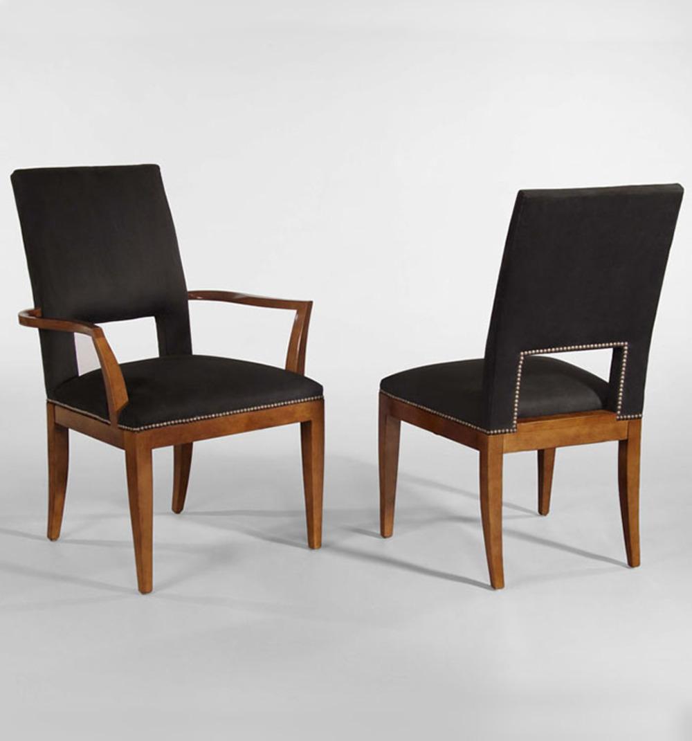 Century Furniture - Milan Side Chair