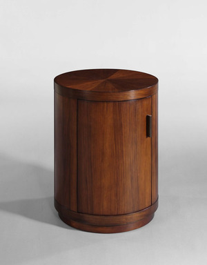 Thumbnail of Century Furniture - Milan Door Commode, Left Facing