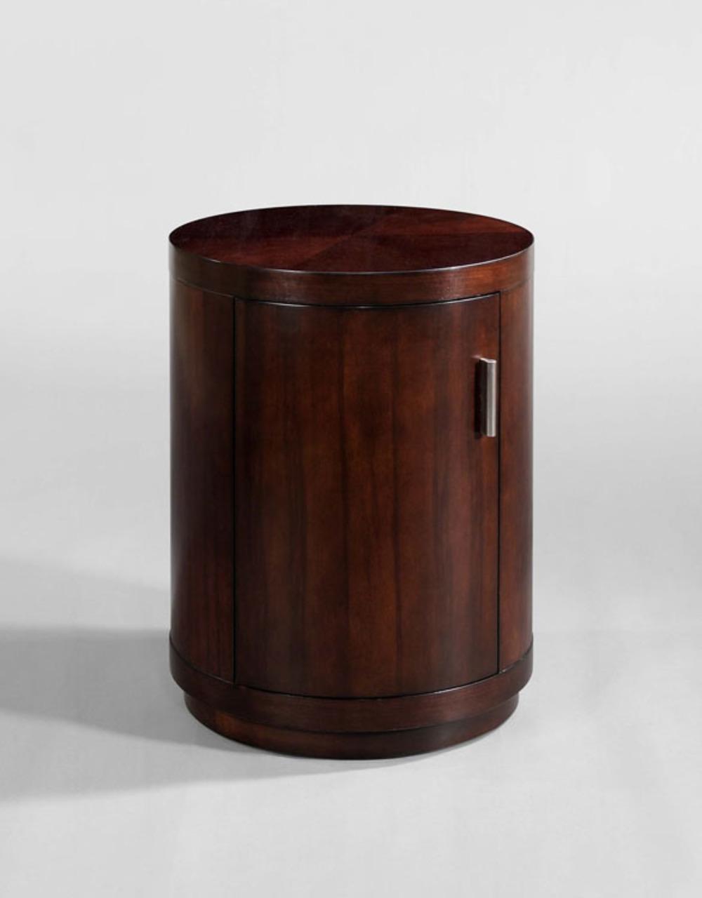 Century Furniture - Milan Door Commode, Left Facing
