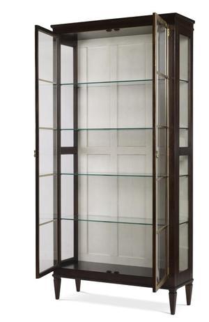 Thumbnail of Century Furniture - Maison '47 Brass Front Curio