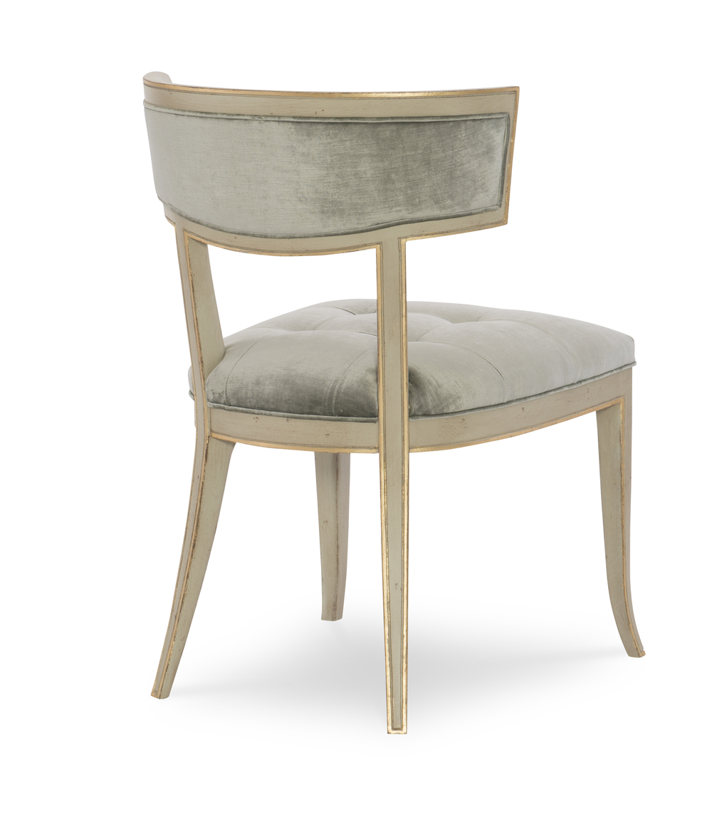 Century Furniture - Maison '47 Curved Back Dining Chair