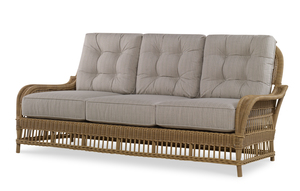 Thumbnail of Century Furniture - Mainland Wicker Sofa w/ Buttons