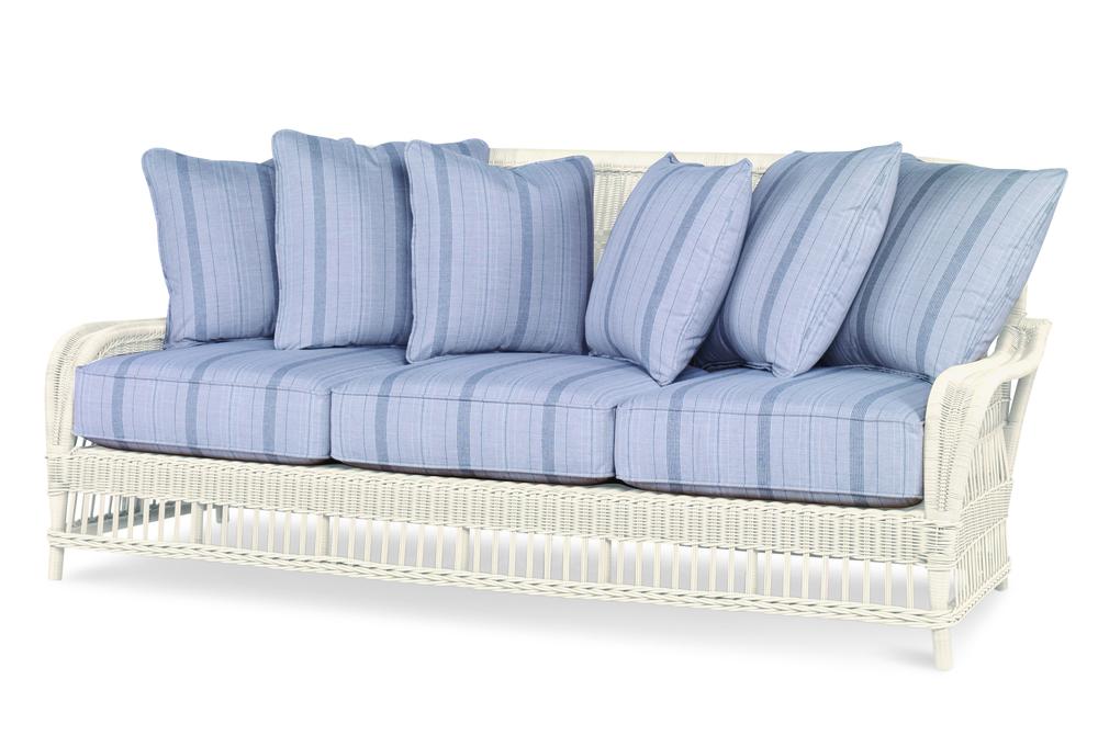 Century Furniture - Mainland Wicker Sofa
