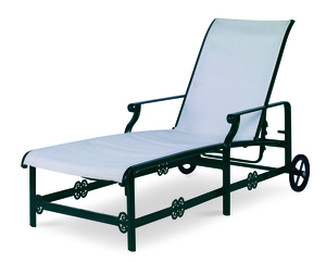 Thumbnail of Century Furniture - Augustine Metal Articulating Sling Chaise