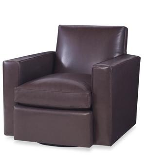 Thumbnail of Century Furniture - Modern Swivel Club Chair