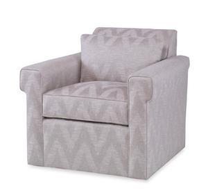 Thumbnail of Century Furniture - Soho Swivel Club Chair