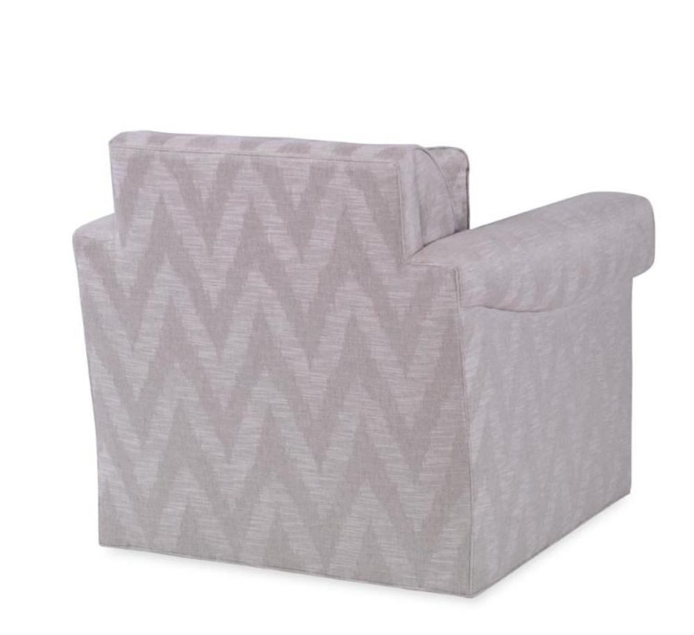 Century Furniture - Soho Swivel Club Chair