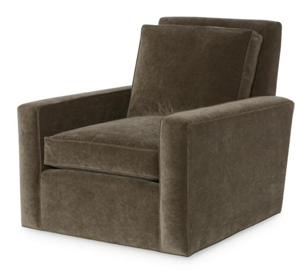 Century Furniture - Marshall Swivel Club Chair