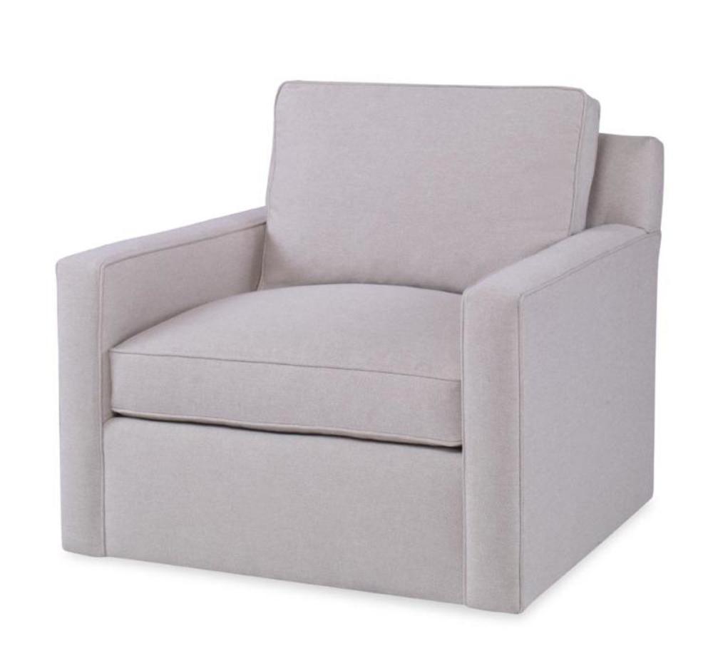 Century Furniture - Burton Swivel Chair