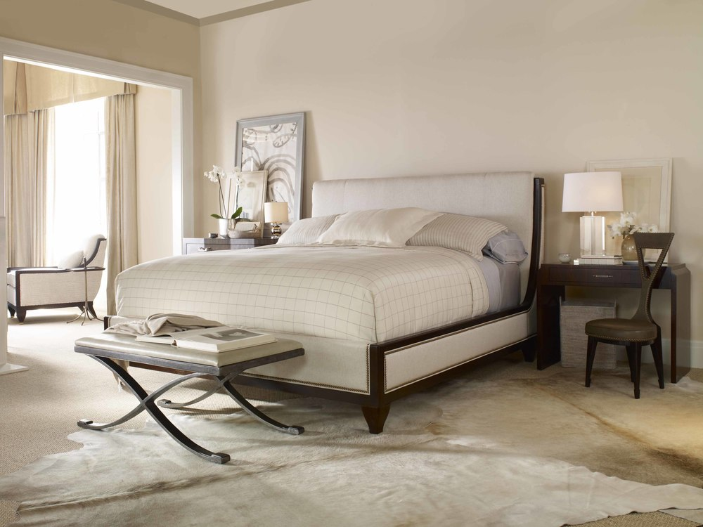 Century Furniture - Kelly Bed