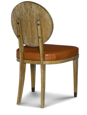 Thumbnail of Century Furniture - Keira Chair w/ Wood Back