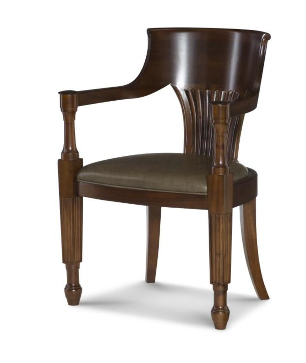 Century Furniture - Cazenovia Arm Chair