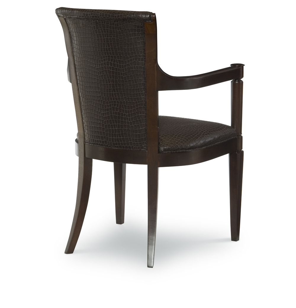 Century Furniture - Solitaire Arm Chair