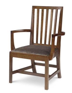 Thumbnail of CENTURY FURNITURE - Emmett Slat Back Arm Chair