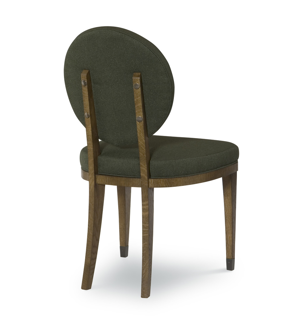 Century Furniture - Keira Chair w/ Upholstered Back