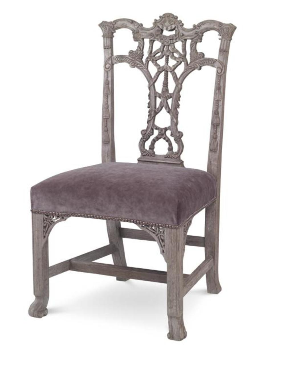 Century Furniture - Emma Side Chair