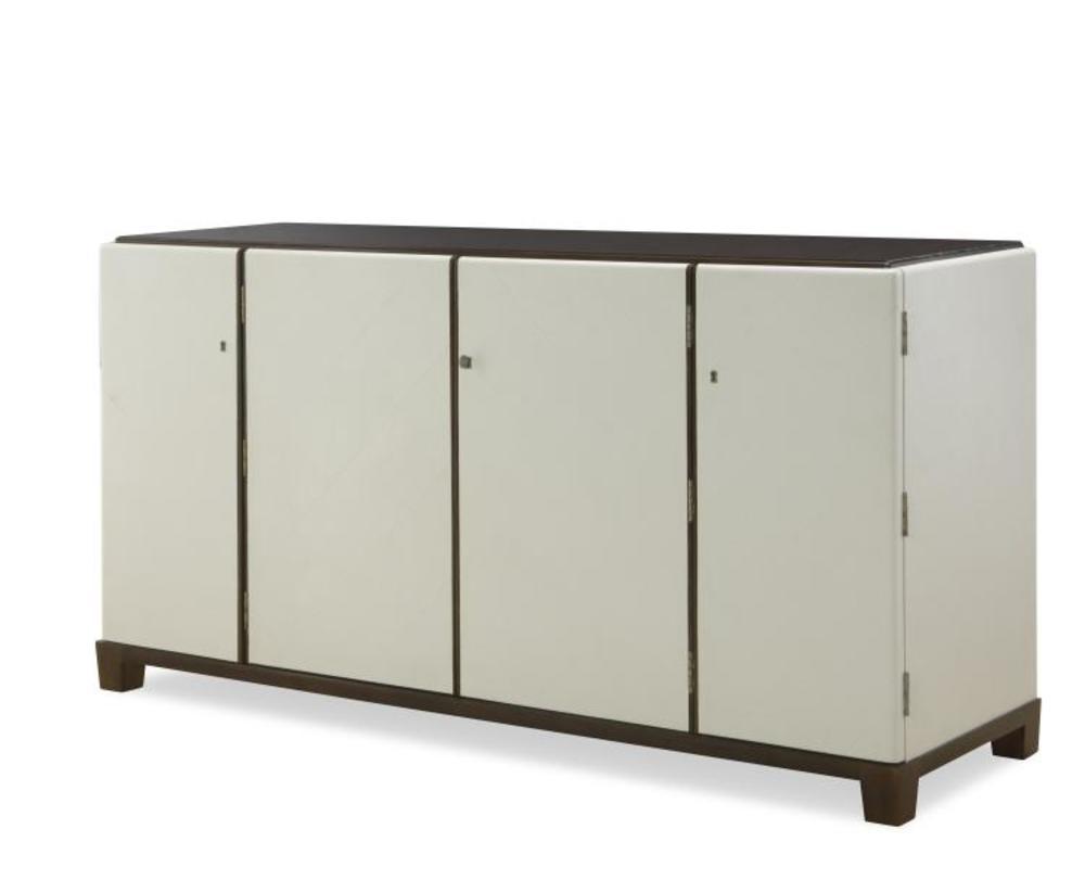 Century Furniture - Chevron Cabinet