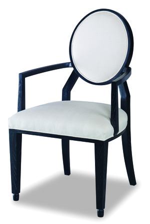 Thumbnail of Century Furniture - Corso Round Back Arm Chair