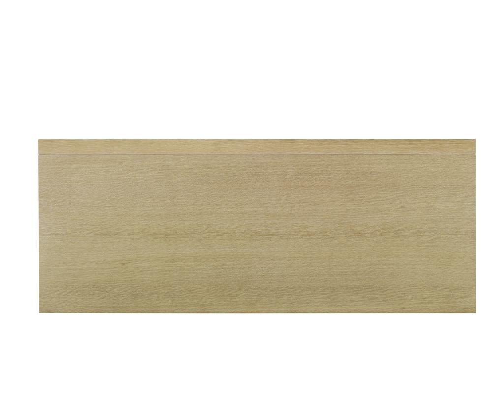 Century Furniture - Corso Door Cabinet w/ Upholstered Door Trim