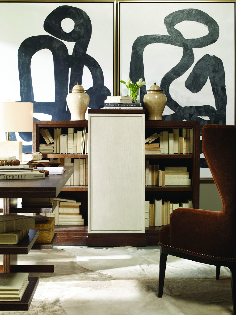 Century Furniture - Vienna Kilo Bookcase