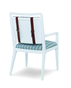 Thumbnail of Century Furniture - Bowery Place Dining Arm Chair