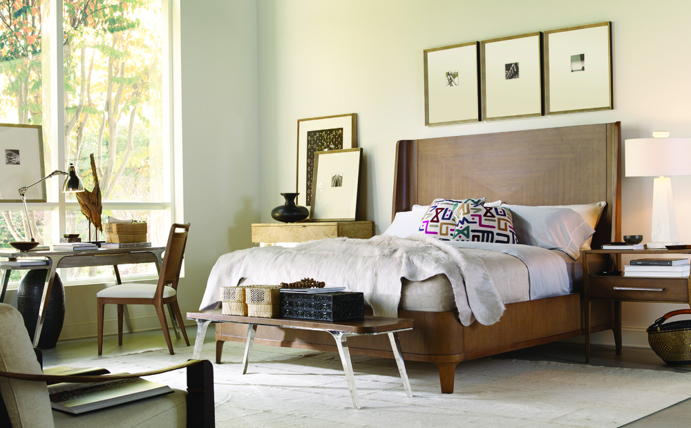 Century Furniture - Bowery Place Bed