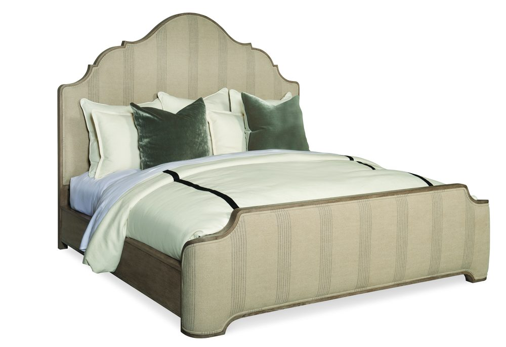 Century Furniture - Casa Bella Upholstered Bed