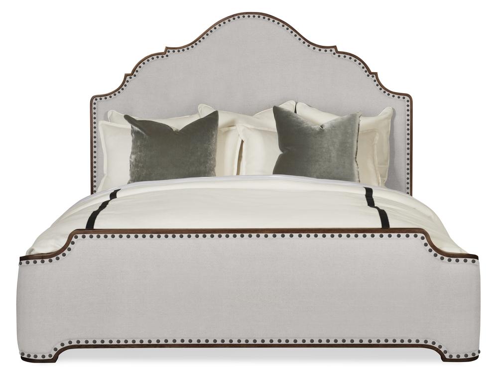 Century Furniture - Casa Bella Upholstered Bed