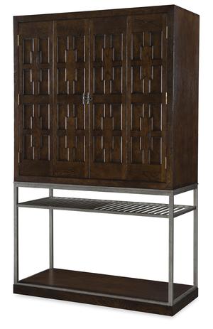 Thumbnail of Century Furniture - Casa Bella Burl Bar Cabinet, Sierra