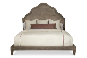 Thumbnail of Century Furniture - Casa Bella Carved Bed, King, Timber Gray
