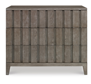 Thumbnail of Century Furniture - Casa Bella Louvered Drawer Chest, Timber Gray