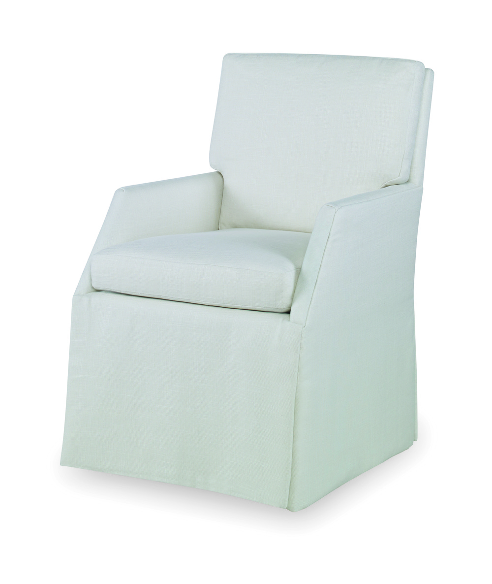 Century Furniture - Aria Fully Upholstered Host Chair